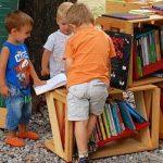 Leggere è una cosa per giovani, in Italia